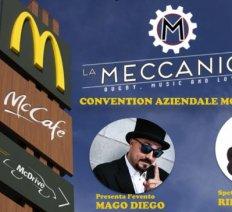 Conventions per Mc Donald's