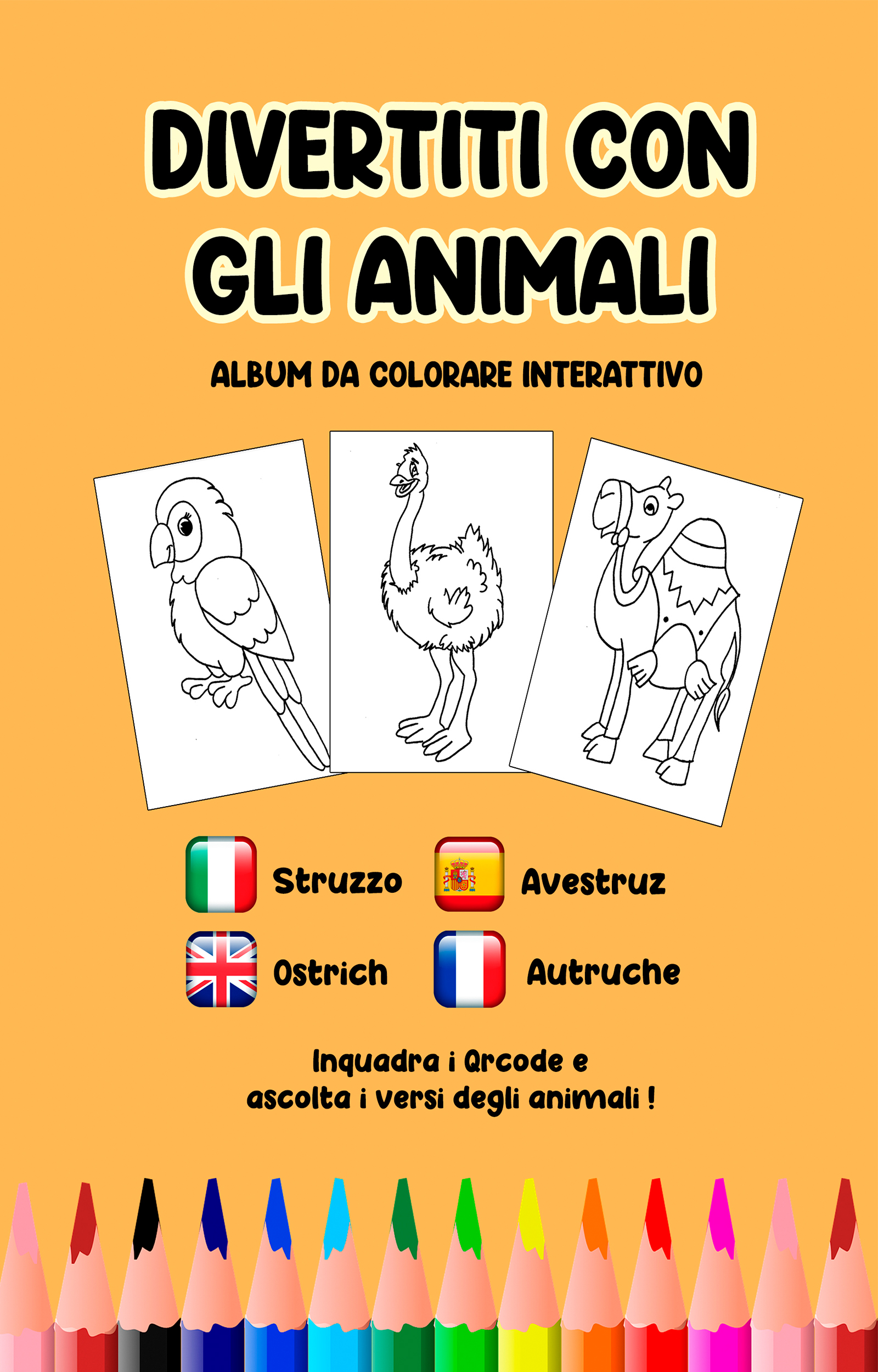 Divertiti con gli animali